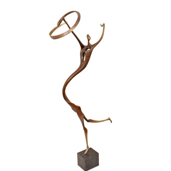 Sculpture en Bronze 1